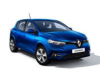 Renault/Dacia Logan Family 2022