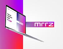 mrrz - logo and branding