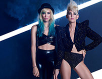 Nervo for Zink Magazine