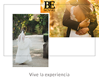 Be Novias - Social Media Graphics