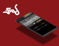 GUI: Online Sportsbook Software Skins