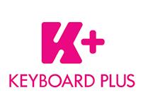 Keyboard Plus Logo