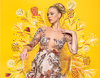Floral Fashion | Orlando Magazine