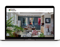 Squarespace Website Design, Branding, Logo