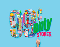 99 Cent Only Stores Seasonal Campaigns