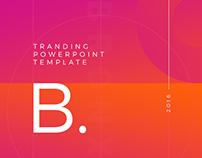 BRONX - FREE Presentation Template