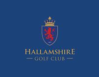 Hallamshire Golf Club Brand Identity