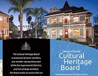 Cultural Heritage Board Brochure