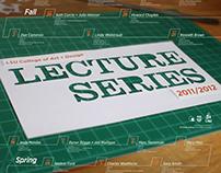 LSU COAD Lecture Series 2011/2012