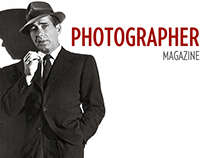 PHOTOGRAPHER Magazine