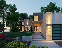 Ottawa River House