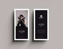 Free Brand DL Flyer Mockup
