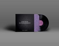 Adam Lambert Vinyl Record