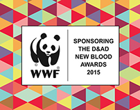 D&AD New Blood Awards 2015 WWF - Do it for them!