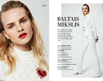 L´ Officiel Latvia, March 2017