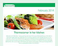 Newsletter for thermomix
