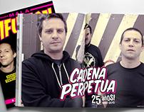 """Revista Mala Difusión N°7 """"Especial Cadena Perpetua"""""""