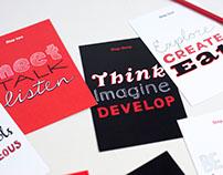 TEDxBrum — Hand Lettering