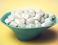 CG Marshmallows + Breakdown