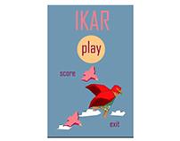 Gameplay game IKAR