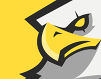 Angry Eagle Gaming (concept logo)