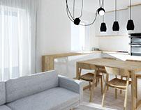 flat / wnętrze