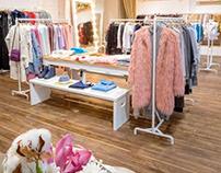 Flow. Shop and beauty salon of ukrainian designers.
