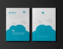 Cloud Service Brochure Template