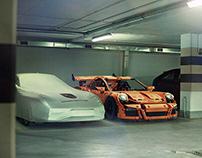 Car Spotting: Lego Porsche GT3