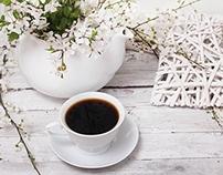 Tiffany Cafè - Brand Design