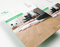 Terra Bodenbeläge — Produktbroschüre