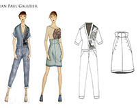 Jean Paul Gaultier Collection