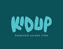 KIDUP - Logo & Business Card Design