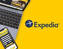 Expedia UI/UX