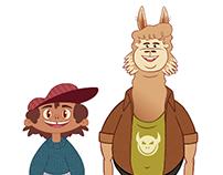 Dill & Duncan (Character & BG)