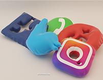 social balloon