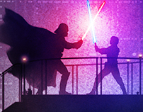Star Wars - Bespin Duel