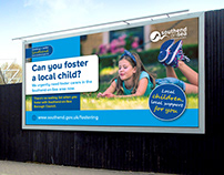 Fostering campaign: Southend BC