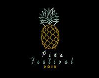 Piña Festival Concept Shirt