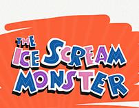 THE ICE SCREAM MONSTER