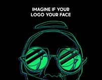 Imagine if your logo your face