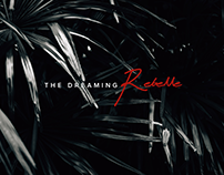 The Dreaming Rebelle Concept Logo