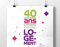 40 ans Qualitel
