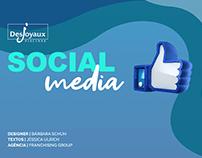 Social Media | Desjoyaux Piscinas