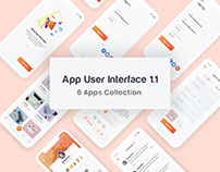 App User Interface Collection 1.1