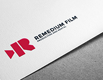 Remedium Film. Logo presentation