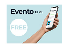 Evento UI Kit [ FREE ]