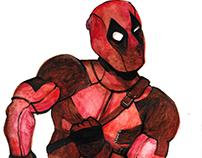 Dancin' Deadpool