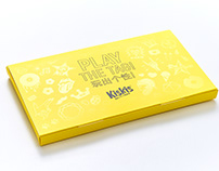 KisKis - DIY2.0 Candy Packaging