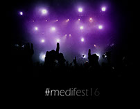 Official artworks and designs for Medifest 2016